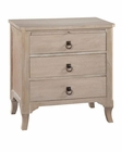 Three Drawer Nightstand Sutton's Bay by Hekman HE-14163