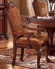 Traditional Arm Chair in Classic Cherry MCFD5006-CA (Set of 2)
