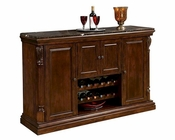Traditional Bar Console Niagara by Howard Miller HM-693-006