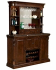Traditional Bar Console w/ Hutch Niagara by Howard Miller HM-693-006CH