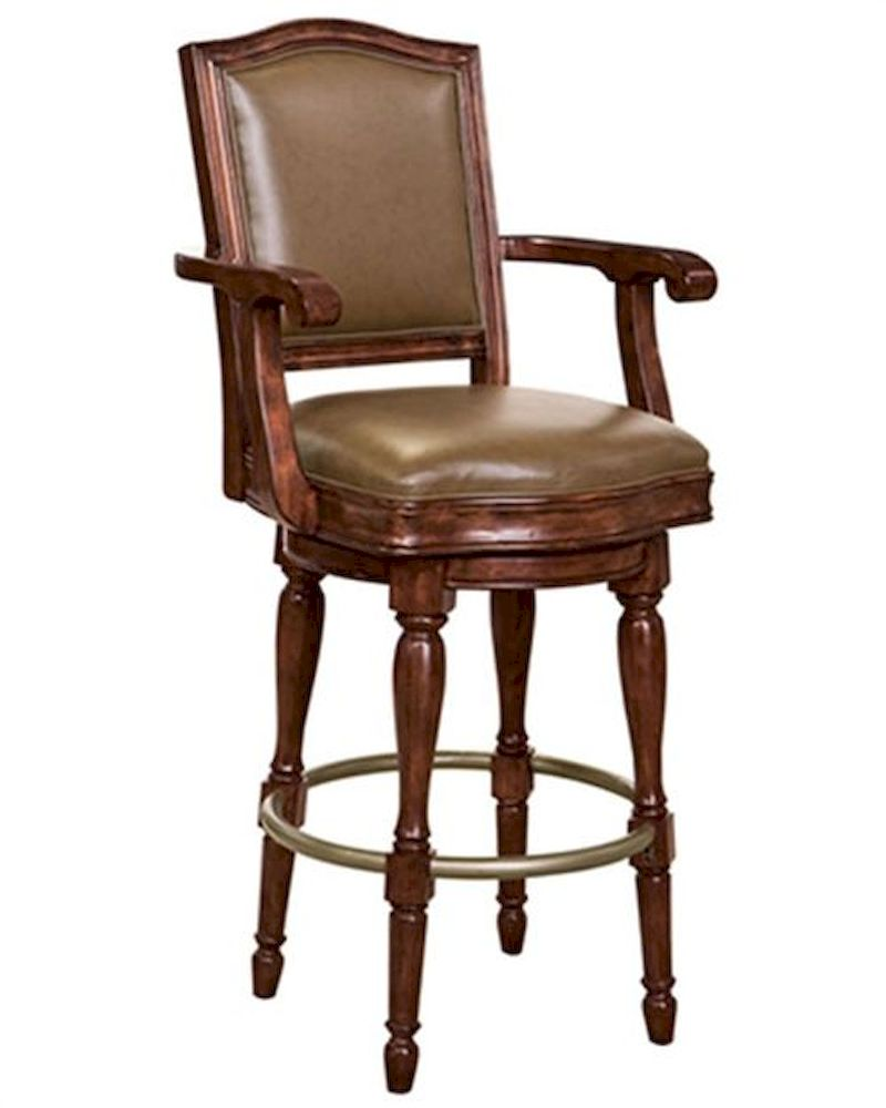Traditional Bar Stool Cheers By Howard Miller Hm 697 027