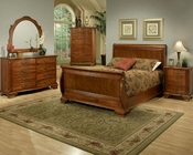Traditional Bedroom Set American Heritage by Ayca AY-1212Set
