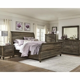 Traditional Bedroom Set Calistoga By Magnussen MG B2590 52SET