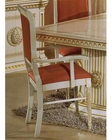 Traditional Dining Arm Chair in Beige Finish 44DBG-DIN-AC