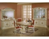Traditional Dining Set in Beige Finish 44DBG-DIN-SET