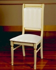 Traditional Dining Side Chair in Beige Finish 44DBG-DIN-SC