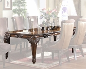 Traditional Dining Table in Warm Cherry MCFRD400-T