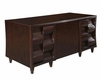 Traditional Executive Desk Fuqua by Magnussen MG-H1794-02