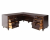 Traditional L-Desk Fuqua by Magnussen MG-H1794-04