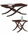 Traditional Occasional Table Set Metropolis by Hekman HE-704000067-SET