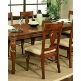 Traditional Side Chair American Heritage By Ayca AY 12 2003 (Set Of 2