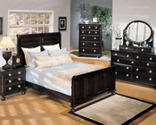 Traditional Sleigh Bedroom Set Amherst by Acme AC01790SET