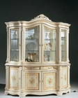 Traditional Style Four-Door China Cabinet 44DRGN-DIN-CC4