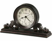 Traditional Table Clock Bishop by Howard Miller HM-645653