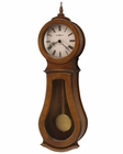 Traditional Wall Clock Cleo Wall by Howard Miller HM-625500