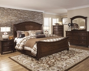 Transitional Bedroom Set Halton Park by Magnussen MG-B3033-54SET
