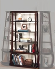 Transitional Bookcase CO800239