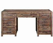 Transitional Executive Desk Adler by Magnussen MG-H2596-02