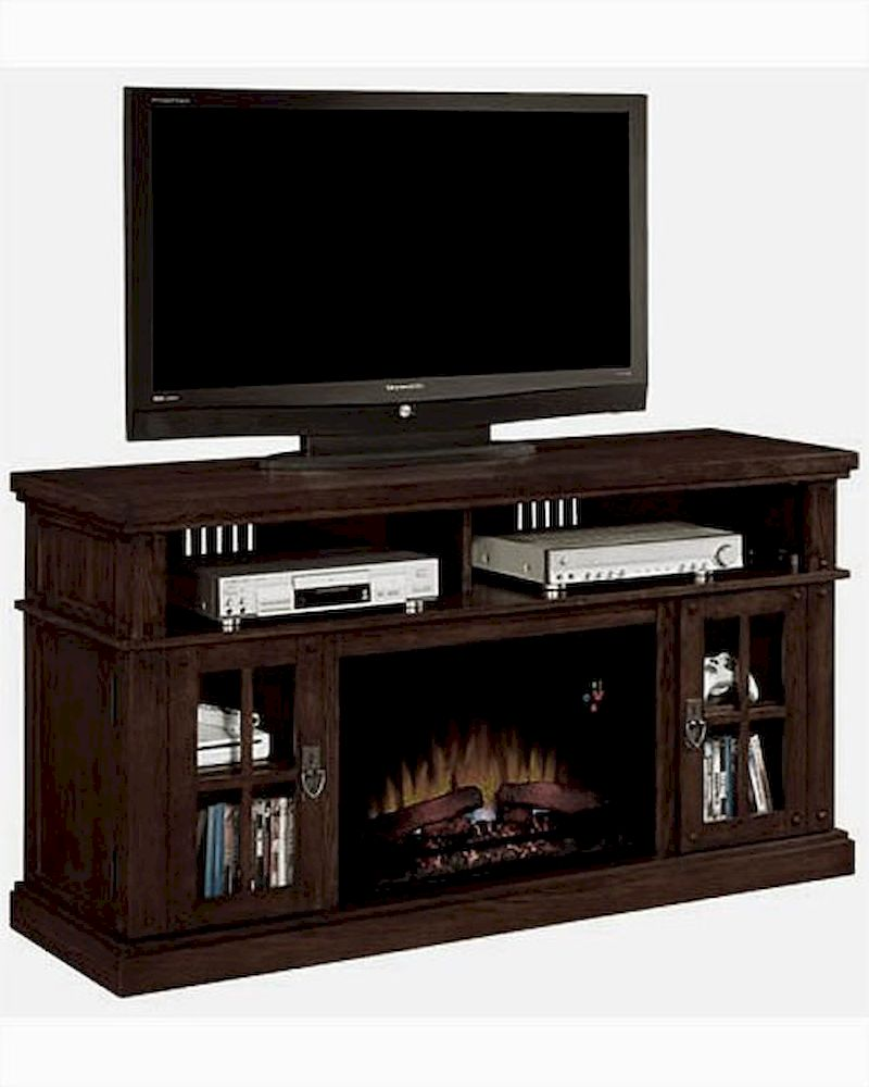 Tresanti Fireplace 60 Tv Console Dakota Ts 26mm1066 O128
