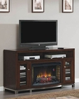 "Tresanti Fireplace 66"" TV Console Wesleyan TS-32MM6439M-C247"