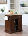Tresanti Kitchen Island Fontaine TS-KC2578-C270-36