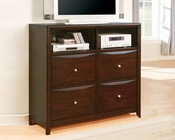 TV Console in Espresso Finish Acme Furniture AC-07411