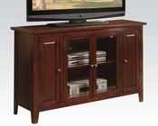 TV Console in Espresso Finish by Acme Furniture AC91014