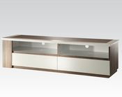 TV Console w/ Faux Drawers by Acme AC91136