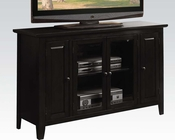 TV Stand in Black Finish by Acme Furniture AC91010