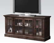 TV Stand in Salvage Brown Finish by Acme AC91181