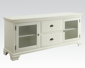 TV Stand in White by Acme Furniture AC91179