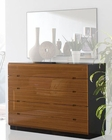 Two Tone 5 Drawer Dresser 33B195