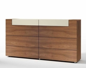 Two Tone Double Dresser in Modern Style Elena 33151EL