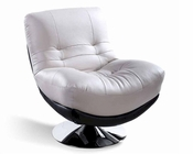 Two Tone European Design Swivel Chair 33SS254