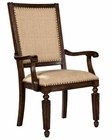 Upholstered Arm Chair Canyon Retreat by Hekman HE-942806CY (Set of 2)