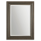 Uttermost Adalwin Dark Bronze Mirror