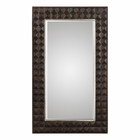 Uttermost Aperia Walnut Oversized Mirror