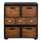 Uttermost Ardusin Mahogany Hobby Chest