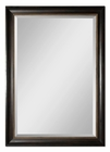 Uttermost Axton Oversized Black Mirror