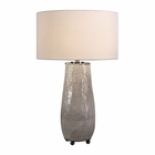 Uttermost Balkana Aged Gray Table Lamp