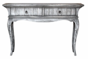 Uttermost Bernie Wooden Console Table