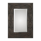 Uttermost Bolsena Solid Wood Mirror