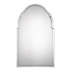 Uttermost Brayden Frameless Arched Mirror