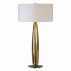 Uttermost Bremner Gold Table Lamp
