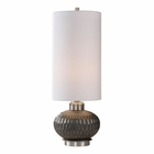Uttermost Bresca Rust Black Lamp
