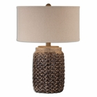 Uttermost Bucciano Textured Ceramic Table Lamp