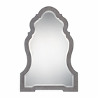 Uttermost Carroll Aged Gray Arch Mirror