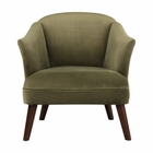 Uttermost Conroy Olive Accent Chair
