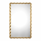 Uttermost Cosimia Metallic Gold Mirror