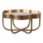 Uttermost Cydney Gold Coffee Table